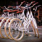 自転車 複数台