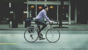 自転車通勤
