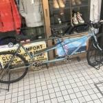 タンデム自転車 2人乗り自転車
