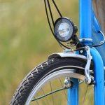 青色 自転車